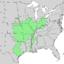 Cornus drummondii range map 1.png