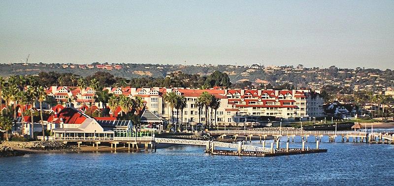 Meios de transporte em San Diego