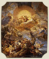 Corrado Giaquinto - The Birth of the Sun and the Triumph of Bacchus - WGA08964.jpg