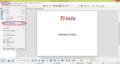 Correggere parola LibreOffice Impress.png
