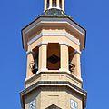 Cos de campanes de l'església de sant Roc, Benicalap.JPG
