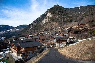 Bagnes,  Canton du Valais, Швейцария