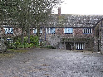 Spaxton - Image: Court Farm, Spaxton geograph.org.uk 145152