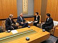 Courtesy Call on Prime Minister Shinzo Abe (35026562855).jpg