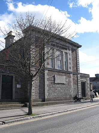 Swords, Dublin - Swords courthouse