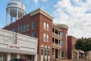 Covington, Tennessee City in Tennessee, United States