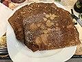Crêperie Le Bouchon Breton (La Valbonne) - crêpe au sucre.JPG
