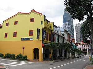 Tanjong Pagar - Craig Road is named after Captain J. Craig, a member of the Merchant Service Guild and an officer of the Zetland Lodge, a club.
