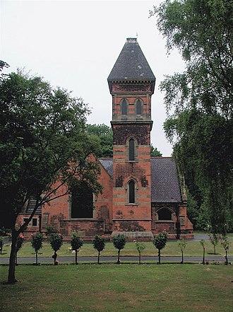 Southcoates - Hedon Road Cemetery crematorium (2006)