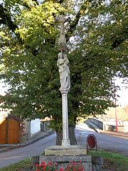 croix de carrefour de Fouchères
