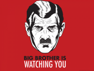 Image result for 1984 big brother