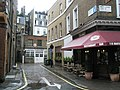 Cross Keys Close off Marylebone Lane - geograph.org.uk - 1050505.jpg