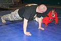 Crusader soldiers continue Boys and Girls Club partnership 140227-A-BZ612-006.jpg