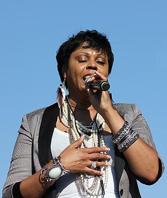 Crystal Waters - Waters performing in 2012