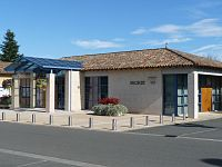 Cubnezais mairie.JPG