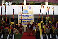 Cultural performance during the 10th Asian Law Institute Conference, National Law School of India University, Bangalore, India - 20130523-01.JPG