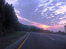 Interstate 40 in Tennessee - Wikipedia