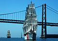 Cutter Eagle Near the Bay Bridge (2697781158).jpg