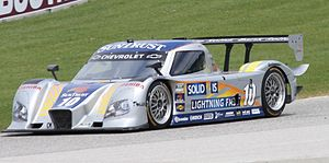 Max Angelelli - 2011 Daytona Prototype with Ricky Taylor