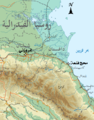 Dagestan topographic map-ar.png
