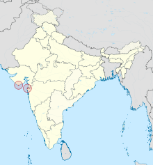 Daman and Diu in India (disputed hatched).svg