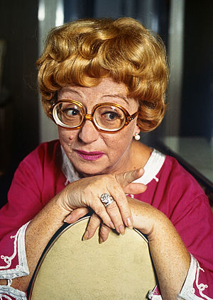 Thora Hird - Hird in 1974
