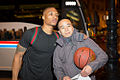 Damian Lillard with a fan.jpg