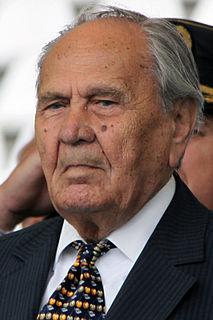 Josip Manolić Croatian politician