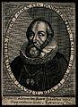 Daniel Sennert. Line engraving by S. Furck, 1650. Wellcome V0005375.jpg