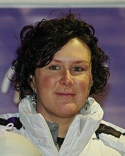 Daniela Merighetti Italian alpine skier