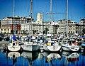 Darsena da Marina no Porto da Coruña..jpg