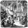 Das festliche Jahr img149 Die Weihe der Osterkuchen.jpg