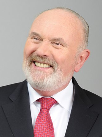 Irish presidential election, 2011 - Image: David Norris portrait