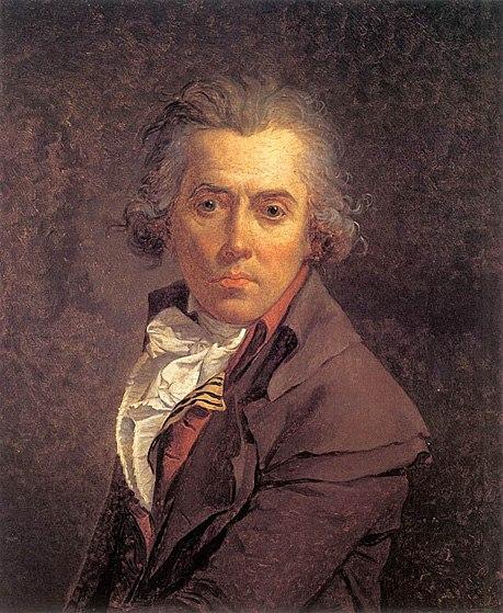 David Self-Portrait 1791