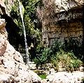 David falls, Judean desert, Israel (cropped).jpg