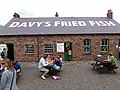 Davy's Fried Fish, Pit Village, Beamish Museum, 5 June 2012 (4).jpg