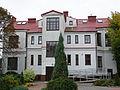 Dawny szpital żydowski (1905r.) (tył) - Biała Podlaska ul. Janowska 29 woj. lubelskie ArPiCh A-239.JPG