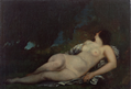 Dazing Woman by Courbet - Tottori Museum.png