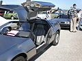DeLorean DMC-12s at PCDM 2008 1.JPG