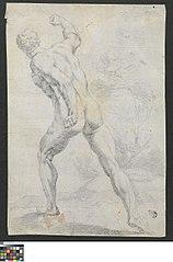 De Borghese gladiator