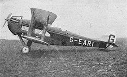 de Havilland DH.18