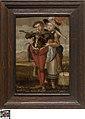 De boogschutter en het meisje, circa 1601 - circa 1700, Groeningemuseum, 0040824000.jpg