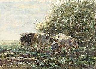 L'Enclos à vaches
