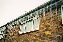 meaning of icicle
