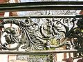 Decorative fence on eastwing of castle biesdorf.jpg