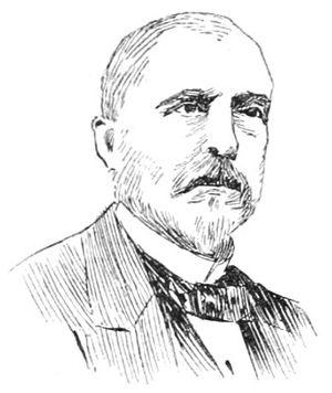 Albert Decrais - Decrais in 1898 by Maurice Dulac