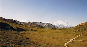Mount McKinley, Denali National Park and Prese...