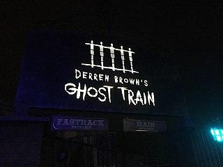 Derren Browns Ghost Train
