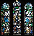 Derry St Columb's Cathedral Baptistery Dorothea King Memorial Window 2013 09 17.jpg