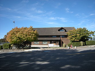 Des Moines, Washington - The Des Moines Field House / Activity Center, a legacy of the WPA, is listed as a King County landmark.